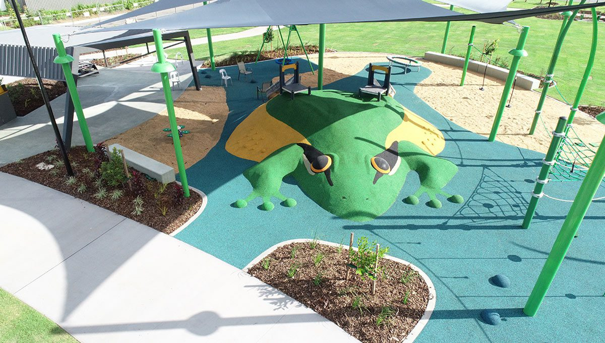 Aura Frog Park