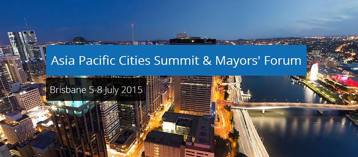 2015 Asia Pacific Cities Summit