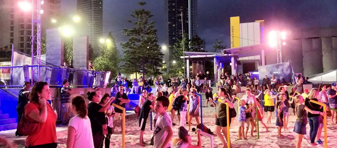Commonwealth Games Gold Coast 2018 - Activation