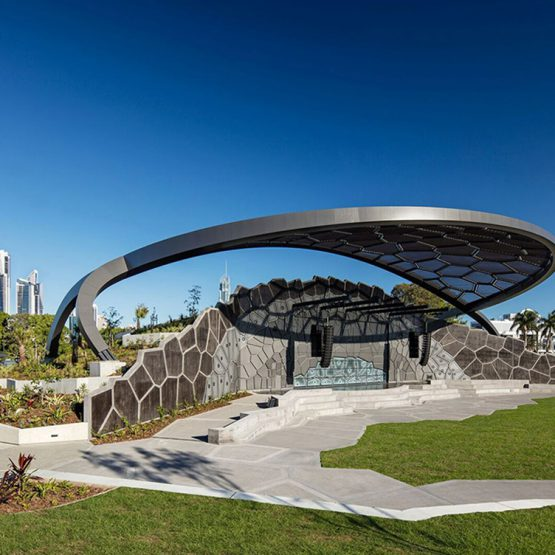 HOTA - Home Of The Arts Centre - Gold Coast - Place Design Group, Development Approvals
