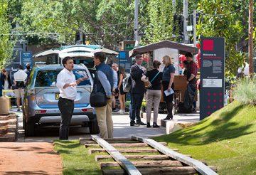 Future Street Project 2017, AILA, Smart Cities Council, IoTA & Place Design Group