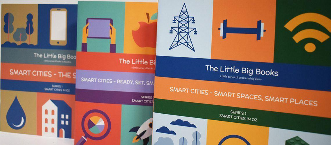 Place Design Group - Little Big Books Series
