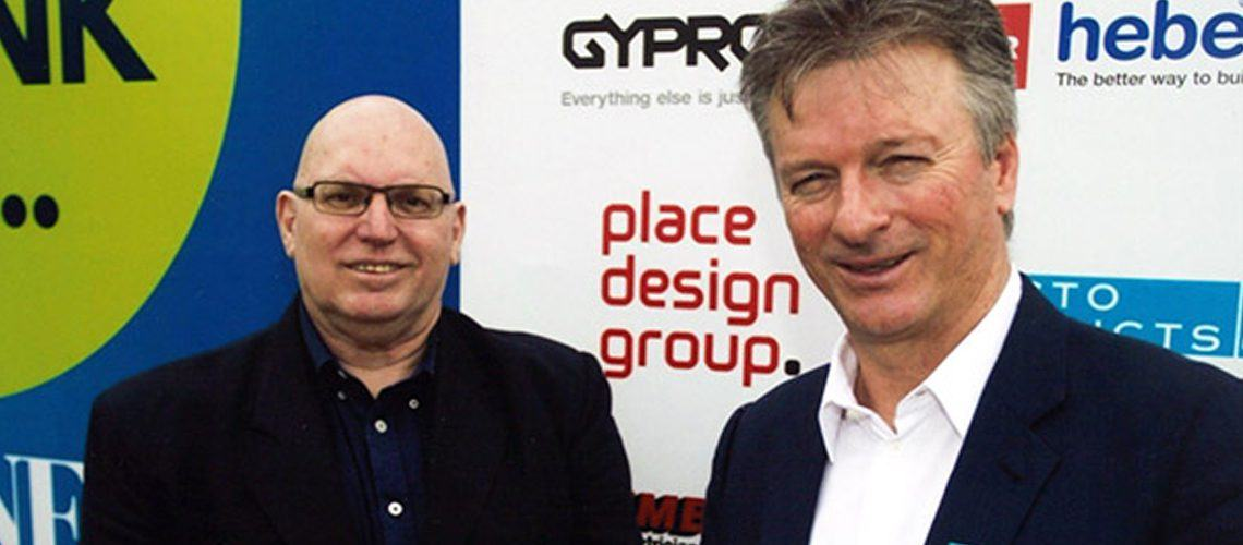 Place Design Group proudly supporting the Steve Waugh Foundation