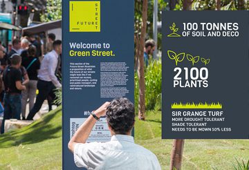 Future Street, Place Design Group - Shortlisted in WAN Awards