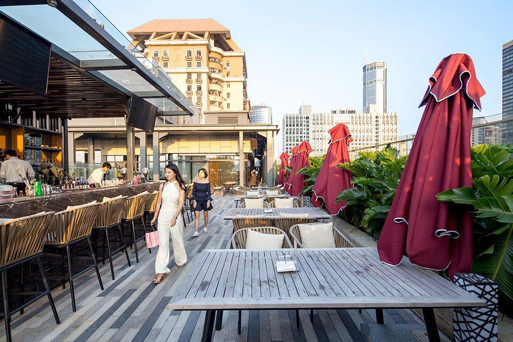 Fraser Suits Shenzhen - Place Design Group