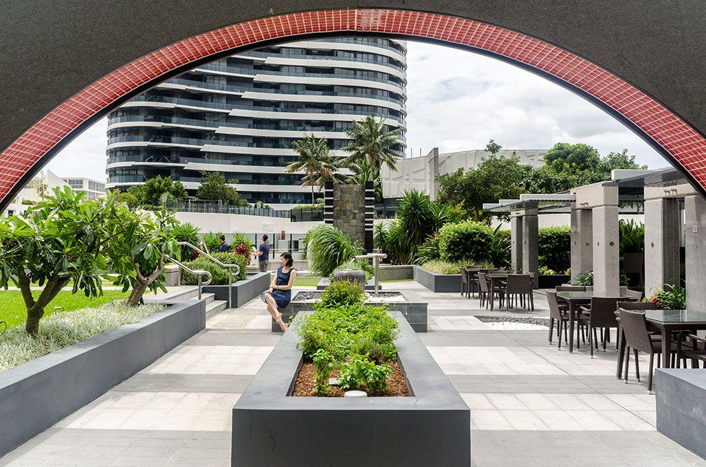 Oracle Broadbeach - Place Design Group