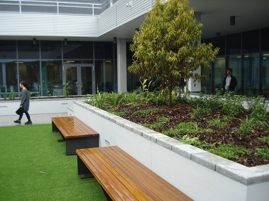 Sunshine Coast University Hospital - Place Design Group