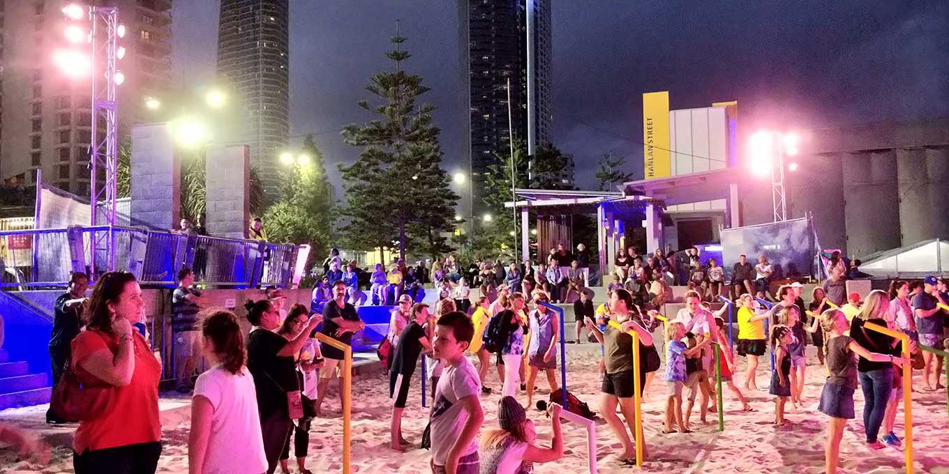 Surfers Paradise Foreshore - Place Design Group