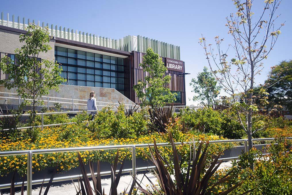Toowoomba Library