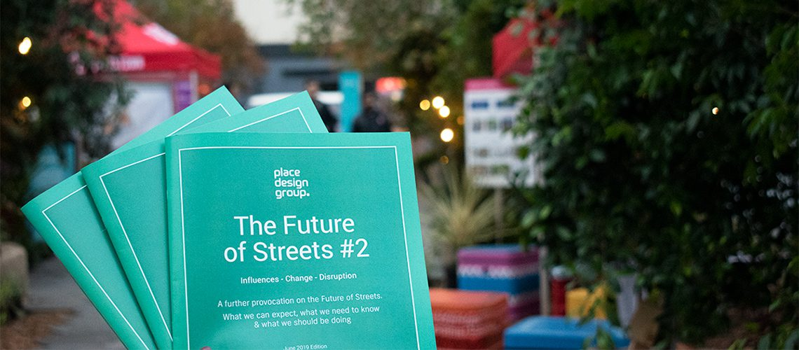 FUTURE OF STREETS PROVOCATIONS