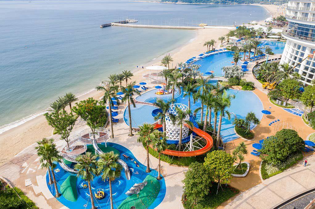 Sheraton Dameisha Resort LU